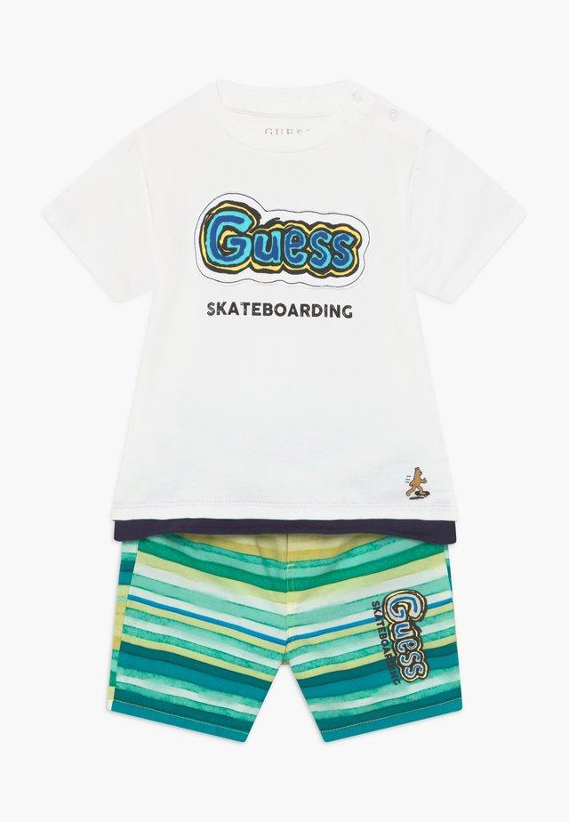 SET - Shorts - blanc pur