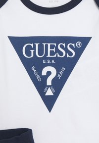 Guess - BABY SET - Chaleco - blue - 2