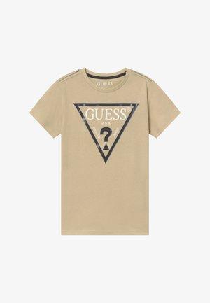 JUNIOR CORE - T-shirt z nadrukiem - ecru