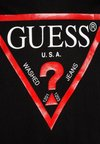 Guess - CORE - T-shirts print - jet black