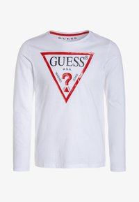 Guess - Long sleeved top - true white - 0