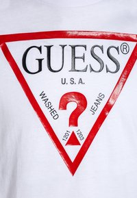 Guess - Long sleeved top - true white - 2