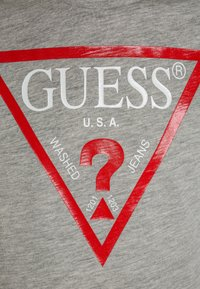 Guess - Long sleeved top - light heather grey - 2