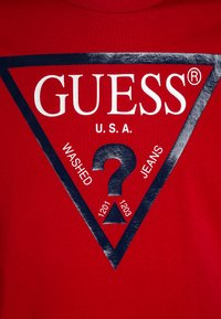 Guess - Long sleeved top - red hot - 2