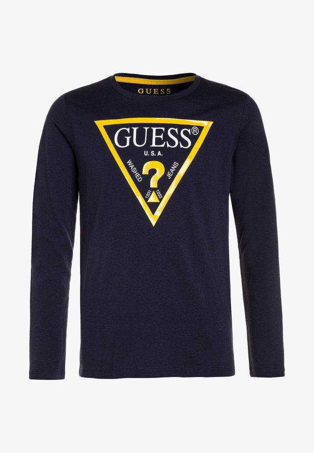 Maglietta a manica lunga - deck blue