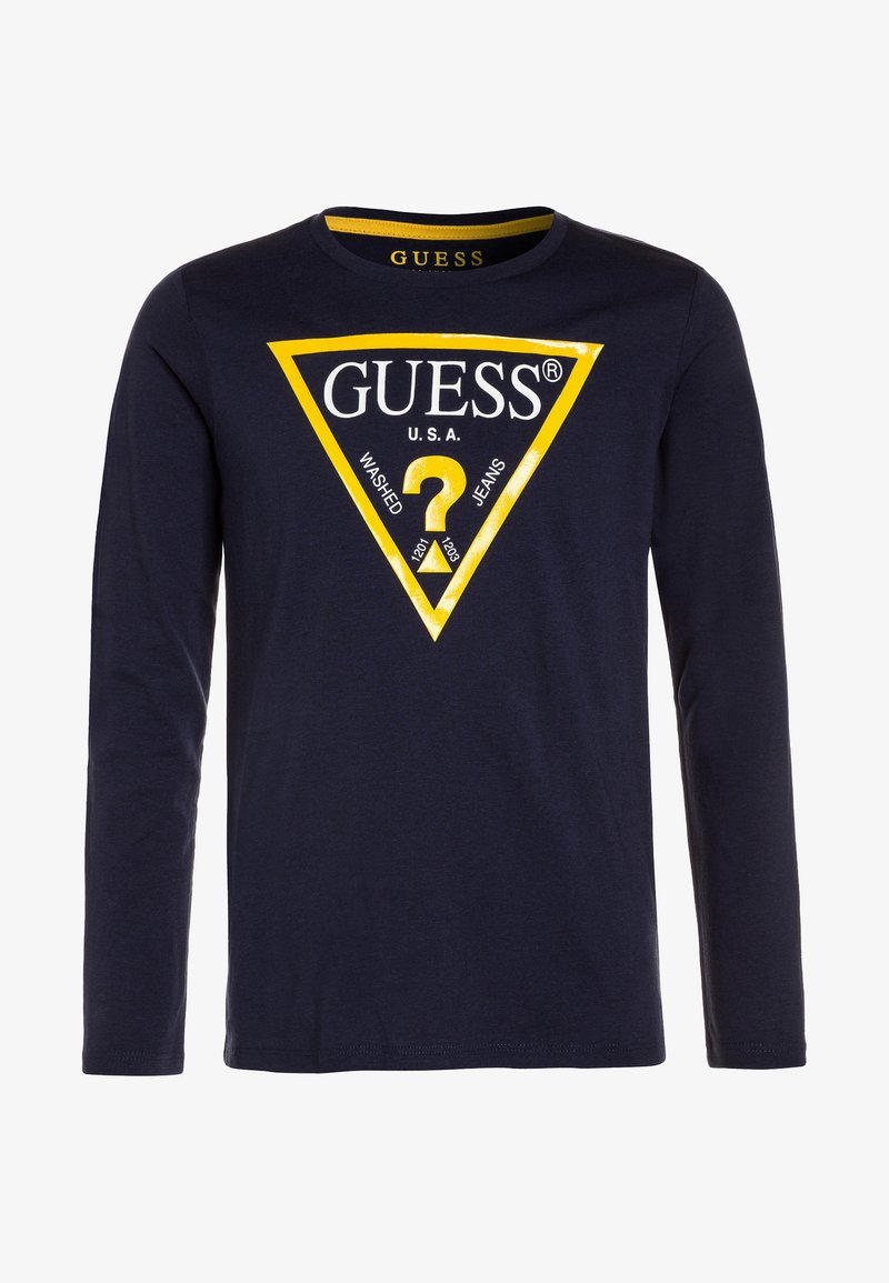 Guess - Longsleeve - deck blue