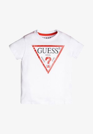 TODDLER CORE - Print T-shirt - white