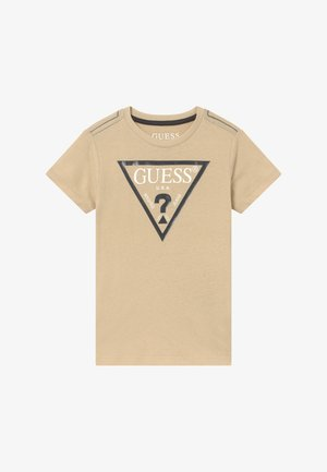 TODDLER CORE - Print T-shirt - ecru