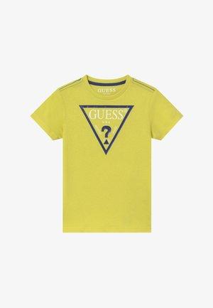 TODDLER CORE - T-shirts print - shiny light green
