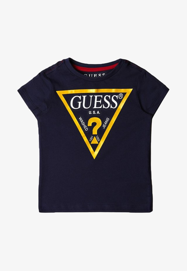 TODDLER CORE - Camiseta estampada - dark blue