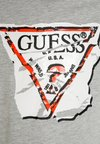 Guess - T-shirt imprimé - light heather grey