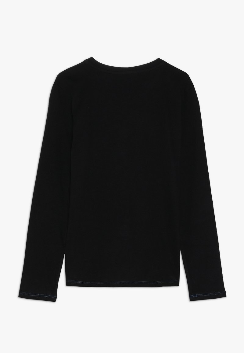 Guess - JUNIOR - Long sleeved top - jet black