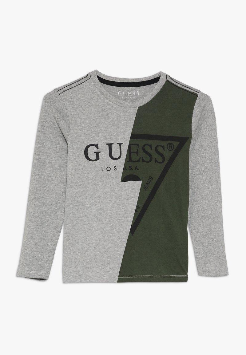 Guess - JUNIOR - Långärmad tröja - light heather grey