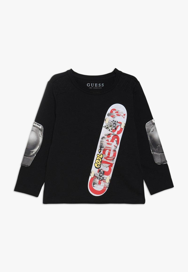 Guess - TODDLER - Långärmad tröja - jet black