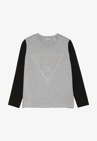 Guess - JUNIOR EXCLUSIVE  - Maglietta a manica lunga - light heather grey - 2