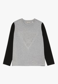 Guess - JUNIOR EXCLUSIVE  - Maglietta a manica lunga - light heather grey - 0