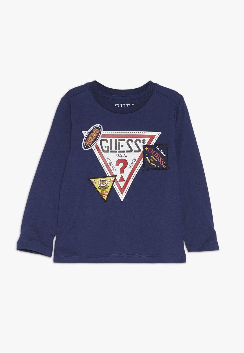 Guess - TODDLER  - Langærmede T-shirts - deck blue