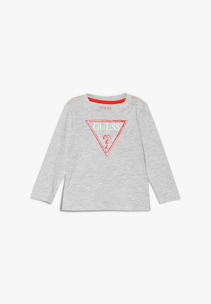 CORE BABY - Camiseta de manga larga - light heather grey
