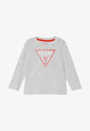 CORE BABY - Top sdlouhým rukávem - light heather grey