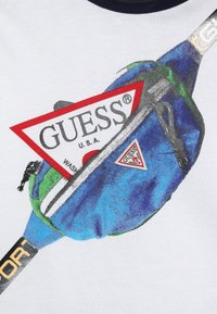 Guess - BABY - Maglietta a manica lunga - true white - 3