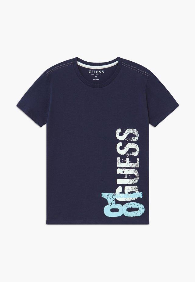 JUNIOR  - T-shirt print - deck blue