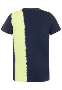 Guess - JUNIOR - Print T-shirt - bleu/deck blue - 1