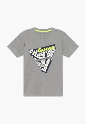 JUNIOR - T-shirt imprimé - light heather grey
