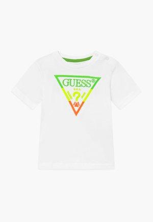 T-shirt imprimé - blanc pur