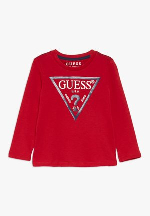 TODDLER CORE - Long sleeved top - red hot