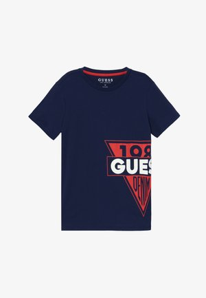 JUNIOR  - T-shirt print - deck blue