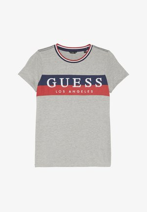 JUNIOR - T-shirt con stampa - grey