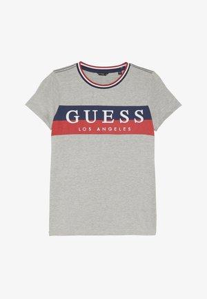 JUNIOR - T-shirt print - grey