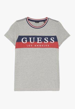 JUNIOR - T-shirt con stampa - grey