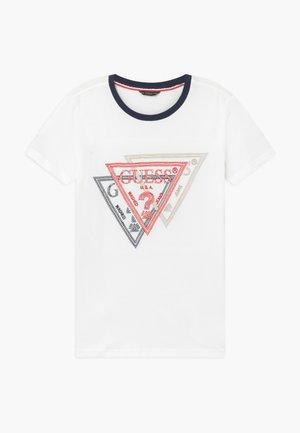 JUNIOR  - Print T-shirt - true white