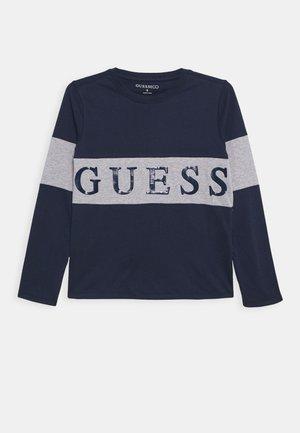 JUNIOR - Maglietta a manica lunga - deck blue