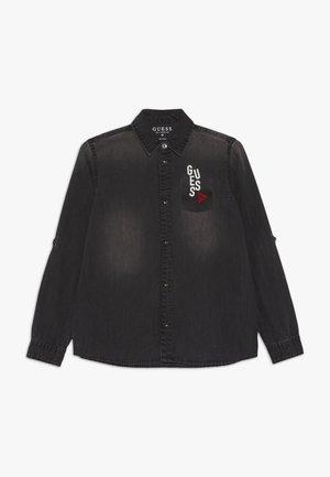 JUNIOR - Košile - jet black
