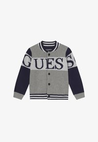 Guess - BABY - Gilet - blue/grey - 2