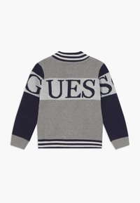 Guess - BABY - Gilet - blue/grey - 1