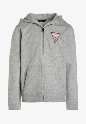 CORE  - Mikina na zip - light heather grey