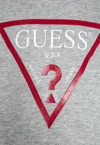 Guess - Bluza - light heather grey - 2