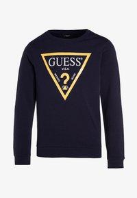 Guess - Sweatshirt - bleu/deck blue - 0