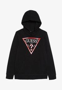 Guess - Sweatshirt - jet black - 2