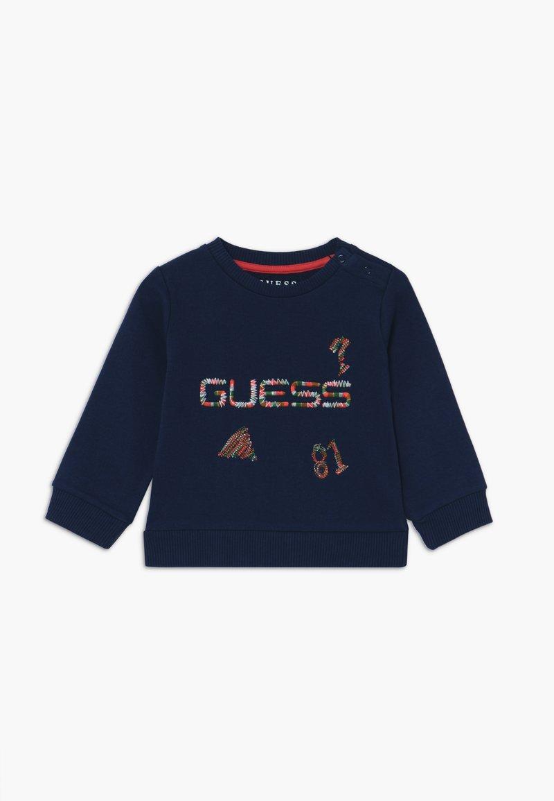 Guess - ACTIVE BABY - Felpa - deck blue