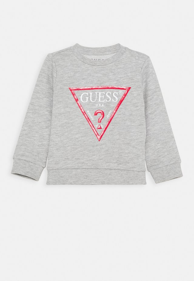 CORE BABY - Sweater - light heather grey
