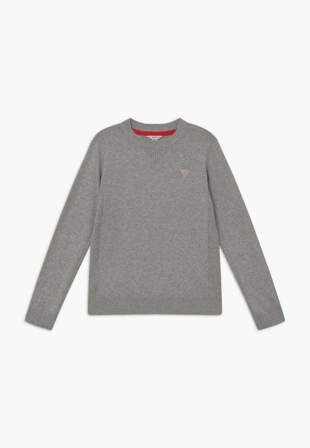 Trui - light heather grey
