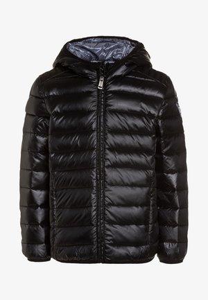 JACKET CORE STRETCH - Down jacket - jet black/frost