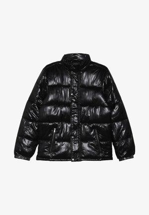 Zimní bunda - jet black