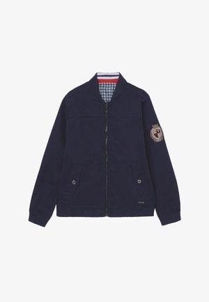 JUNIOR REVERSIBLE - Light jacket - deck blue