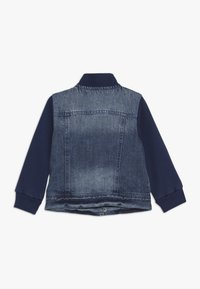 Guess - JACKET SLEEVE BABY - Veste en jean - jordi faded blue - 1