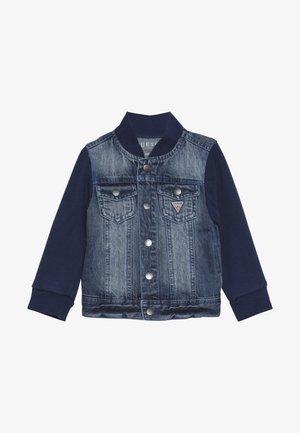 JACKET SLEEVE BABY - Veste en jean - jordi faded blue